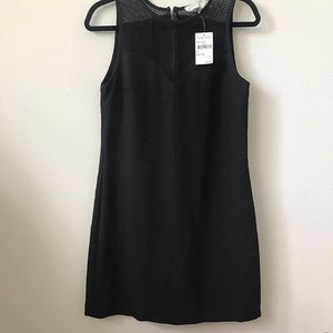 NWT Charles Henry Medium Little Black Dress